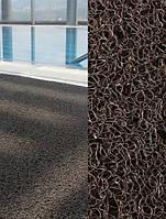 Напольное покрытие ПВХ Yagel, цвет коричневый
