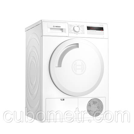 Сушильный барабан Bosch WTH83001ME - 60 см/8кг/Heat-Pump/TFT дисплей/А+/белый, фото 2