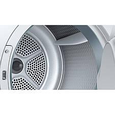 Сушильный барабан Bosch WTH83001ME - 60 см/8кг/Heat-Pump/TFT дисплей/А+/белый, фото 3