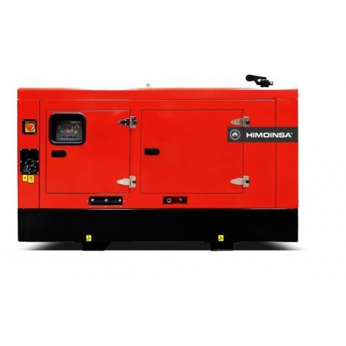 Трехфазный дизельный генератор HIMOINSA HFW-400 T5 в капоте (352 кВт)