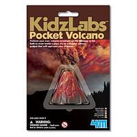Набір для творчості 4M Кишеньковий вулкан (00-03218), фото 1