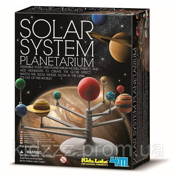 Набір для творчості 4M Сонячна система-планетарій (00-3257)