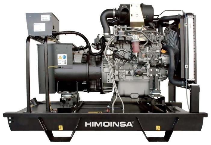 ⚡HIMOINSA HYW-8T5 в капоте (6,9 кВт)