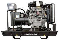 Трехфазный дизельный генератор HIMOINSA HYW-8T5 в капоте (6,9 кВт)