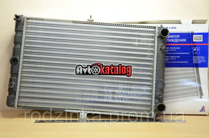Радиатор охлаждения 2108 алюм Дааз