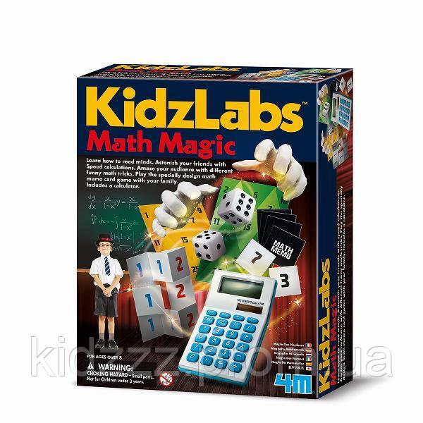 Набір для творчості 4M Магія чисел (00-03293)