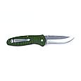 Нож складной Ganzo G6252-GR зеленый, фото 3