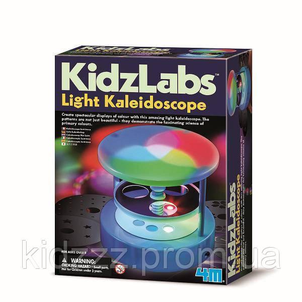 Набір для творчості 4M Світловий проектор (00-03382)