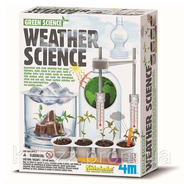 Набір для творчості 4М Метеорологія (00-03402)