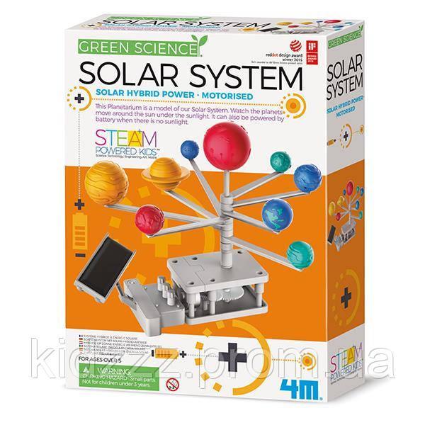 Набір для творчості 4M Модель сонячної системи (00-03416)