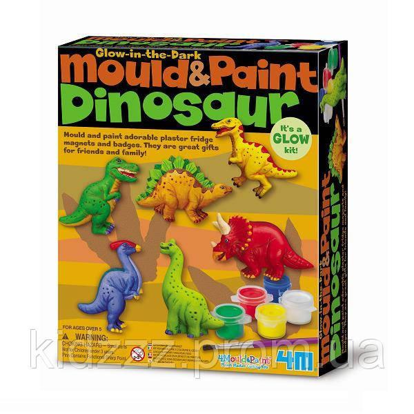 Набір для творчості 4M Динозаври (00-03514)
