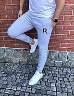 Мужские спортивные штаны, чоловічі спортивні штани Reebok,Реплика