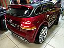 Детский электромобиль Джип M 3984 EBLRS-3, Toyota, колеса EVA, кожаное сиденье, Автопокраска, красныйлак, фото 2