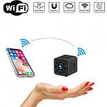 Влагозащитная экшен-камера, мини камера, видеорегистратор  SQ-23 WiFi  FullHD 1080p, фото 2
