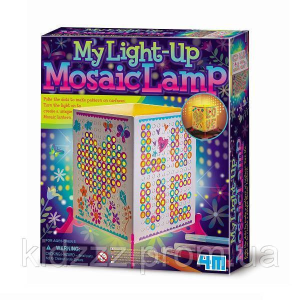 Набір для творчості 4M Лампа-мозаїка (00-04618)