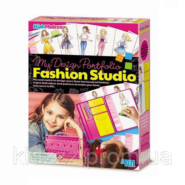 Набір для творчості 4M Студія моди (00-04720)