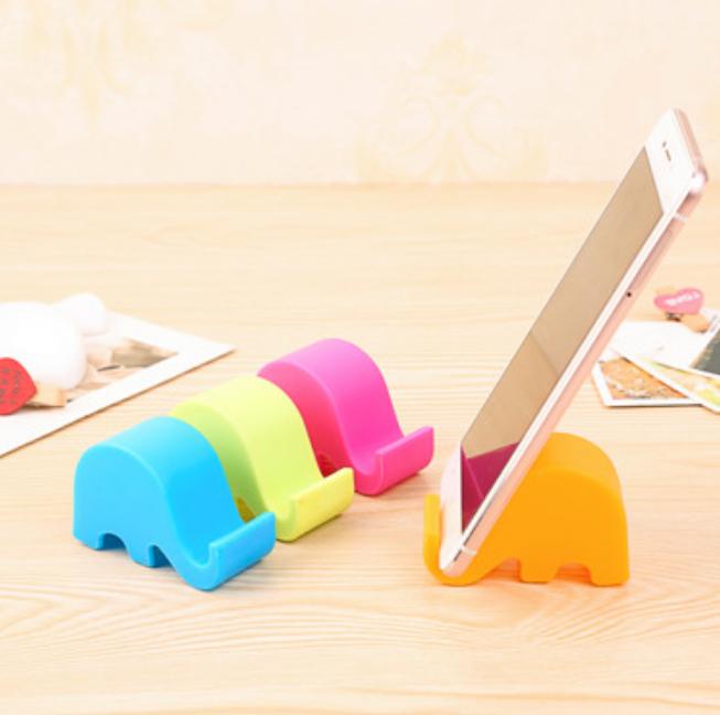 Подставка для телефона, планшета, слоник