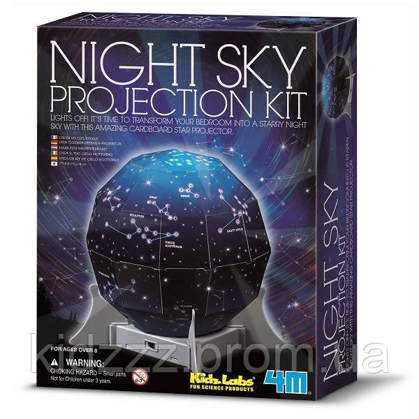 Набір для творчості 4M Проектор нічного неба (00-13233)