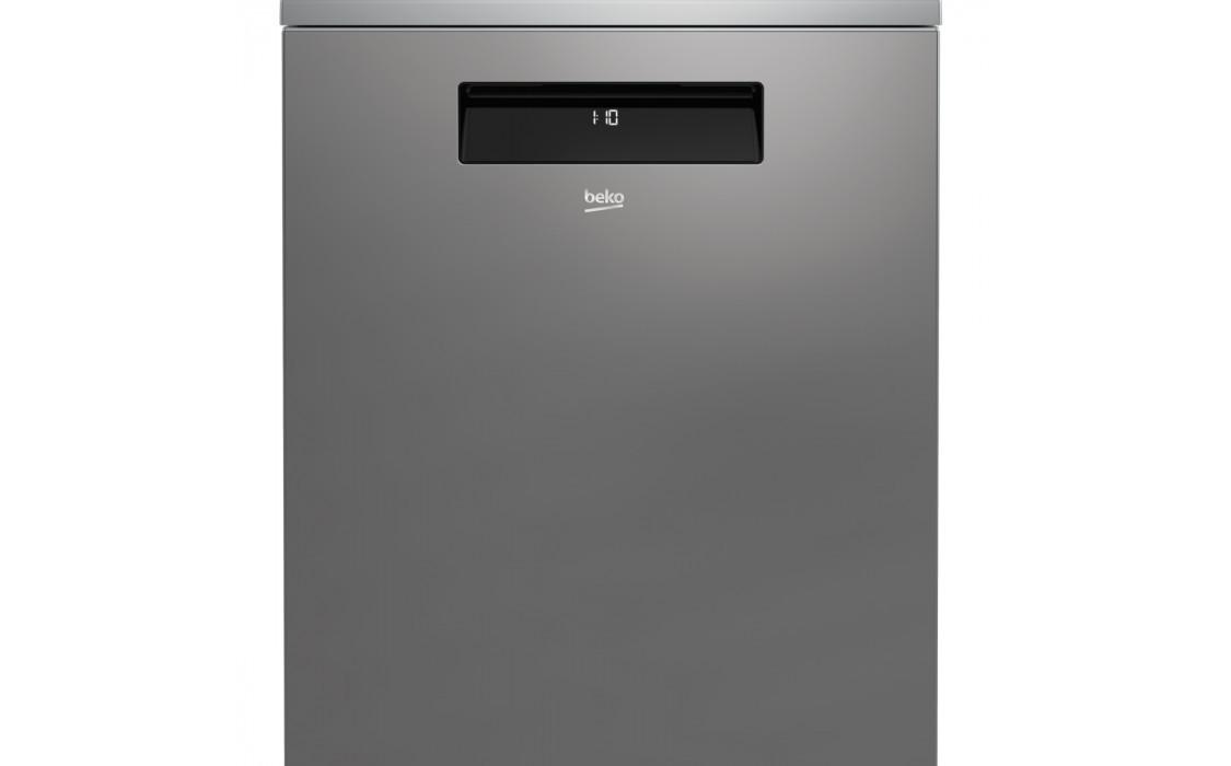 Отдельно стоящая посуд. машина Beko DEN38530XAD - 60 см./15 компл./8 программ/А+++/нерж. сталь