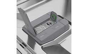 Отдельно стоящая посуд. машина Beko DEN38530XAD - 60 см./15 компл./8 программ/А+++/нерж. сталь, фото 3