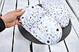 Муфта варежки для коляски, Кролики, фото 8