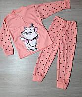"""Пижама детская интерлок с принтом на девочку размеры 26-34 MARI"""" купить недорого от прямого поставщика"""