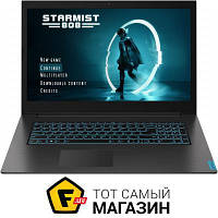 Ноутбук Lenovo IdeaPad L340 17 Gaming (81LL00B7RA)