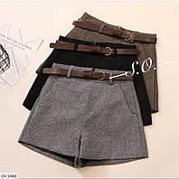 Женские шорты ,твидовые шорты, стильные шорты ,шорты разных цветов