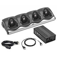 Зарядний пристрій (4-слотовий зарядний кредл ) CRD9000-411CR для ТСД Zebra (Motorola/Symbol) МС9090/9190 БУ