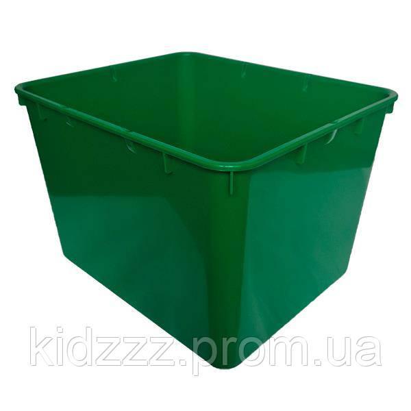 Контейнер пластиковий відкритий Gigo зелений (1138G)