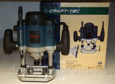 Фрезер Craft-tec PXER 214, фото 2