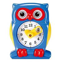 """Набір для навчання Gigo Годинник """"Сова"""", синій (8020)"""