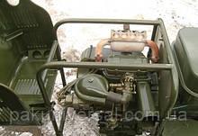 Генератор бензиновый АБ-4-О/230 (электростанция) 4 кВт ( 4.8 кВа)