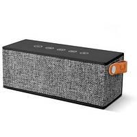 Портативная колонка Fresh 'N Rebel Rockbox Brick Fabriq Edition Bluetooth Speaker Concrete (1RB3000CC)