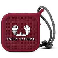 Портативная колонка Fresh 'N Rebel Rockbox Pebble Small Bluetooth Speaker Ruby (1RB0500RU)