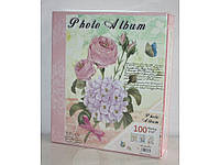 Фотоальбом 100 фото Цветы в поддарочной коробке