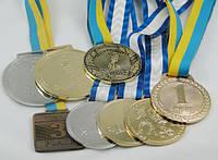 Медали нашейные