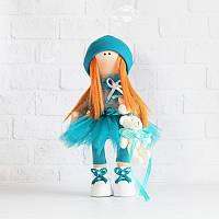 М'які іграшки - Авторська робота Текстильна Лялечка Люсі