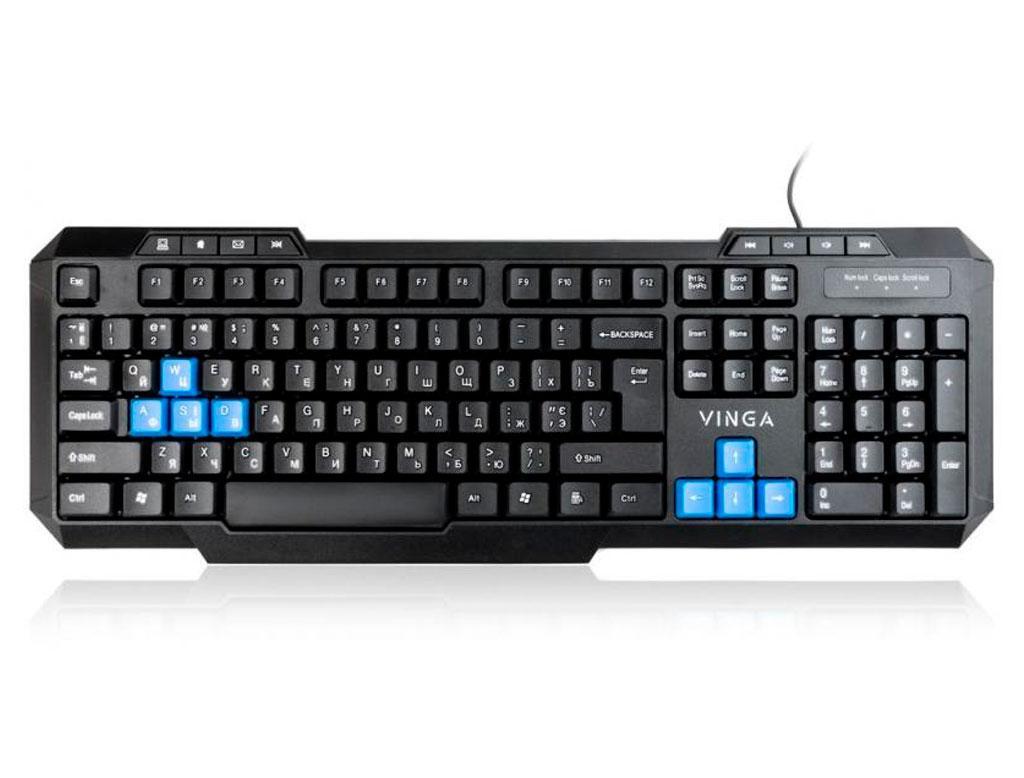 Клавіатура Vinga KBG125