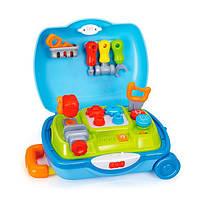 Ігровий набір Hola Toys Валізка з інструментами (3106), фото 1