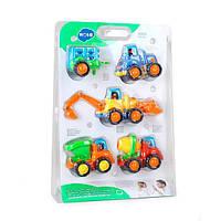 Іграшка Hola Toys Вантажівочка 4 шт. (326), фото 1