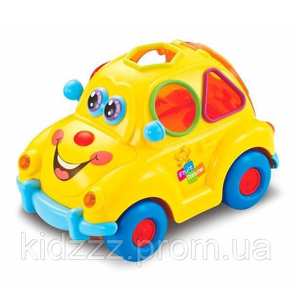 Іграшка Hola Toys Фруктова машинка (516)