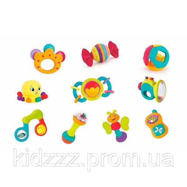 Набір брязкалець Hola Toys, 10 шт. (939)