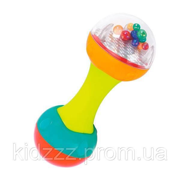 Брязкальце Hola Toys Гантелька (939-3)