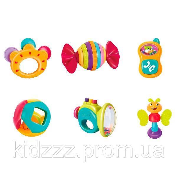 Набір брязкалець Hola Toys, 6 шт. (939A)