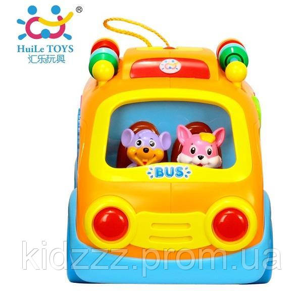 Іграшка Hola Toys Веселий автобус (988)