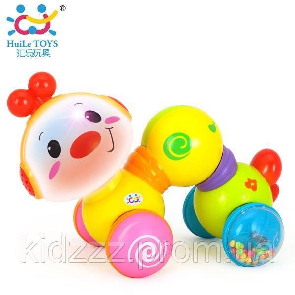 Іграшка Hola Toys Музична гусінь (997)