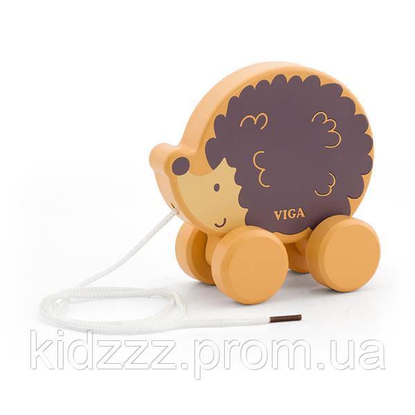 Каталка Viga Toys PolarB Їжачок (44003)