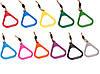Кольца на веревках для детских площадок, акробатические кольца, фото 4