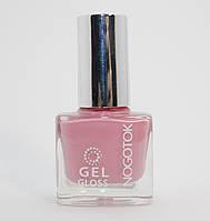 Лак для ногтей Nogotok Gel Gloss 6ml №07